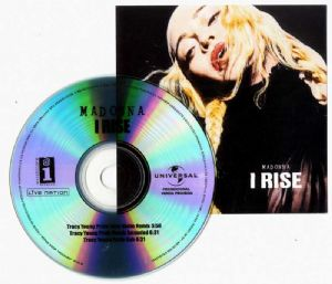 I RISE (TRACY YOUNG REMIXES) - OFFICIAL UNIVERSAL PROMO CD